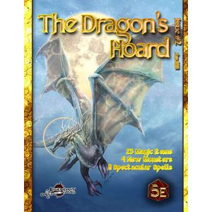 [The Dragon's Hoard: Issue #2 (5th Edition Compatible) (Product Image)]