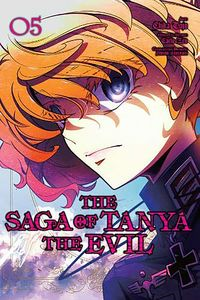 [The Saga Of Tanya The Evil: Volume 5 (Product Image)]