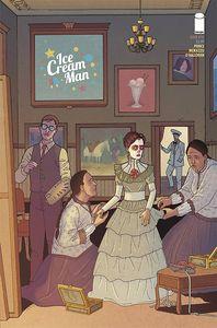 [Ice Cream Man #10 (Cover A Morazzo & Ohalloran) (Product Image)]