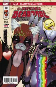 [Despicable Deadpool #291 (Legacy) (Product Image)]