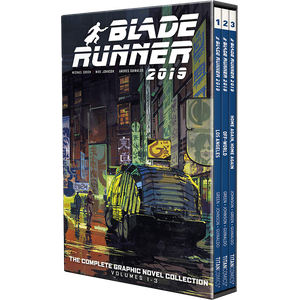 [Blade Runner 2019: Boxed Set: Volume 1-3 (Product Image)]