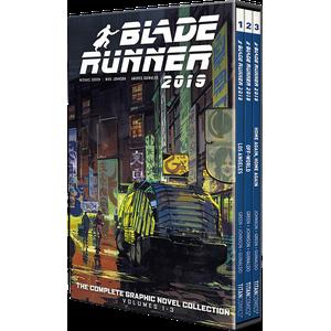 [Blade Runner 2019: Boxed Set: Volume 1-3 (Product Image)]
