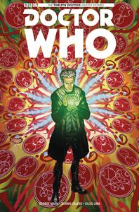 [Doctor Who: Ghost Stories #3 (Cover A Shedd) (Product Image)]