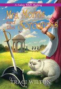 [A Salem B&B Mystery: Book 4: Mrs. Morris & The Sorceress (Product Image)]