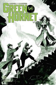 [Green Hornet #3 (Cover A Weeks) (Product Image)]