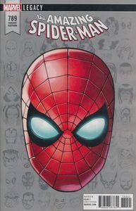 [Amazing Spider-Man #789 (Legacy) (Mckone Legacy Headshot Variant) (Product Image)]