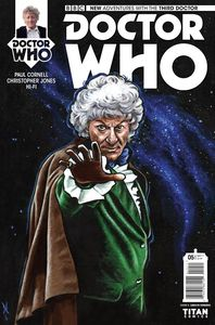 [Doctor Who: 3rd Doctor #5 (Cover D Edwards) (Product Image)]