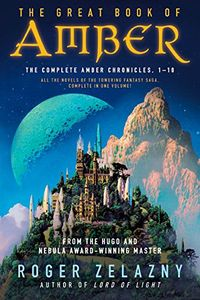 [Great Book Of Amber: The Complete Amber Chronicles 1-10 (Product Image)]