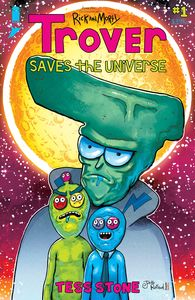 [Trover Saves The Universe #1 (Cover B Roiland & Stone (M) (Product Image)]