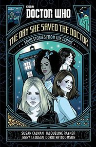 [Doctor Who: The Day She Saved The Doctor (Hardcover) (Product Image)]
