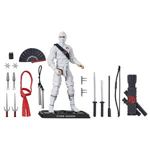 [GI Joe: Retro Collection Action Figure: Storm Shadow (Product Image)]