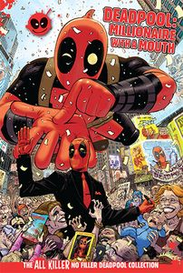[Deadpool: All Killer No Filler: Graphic Novel Collection #82 (Hardcover) (Product Image)]