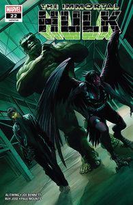 [Immortal Hulk #22 (Product Image)]