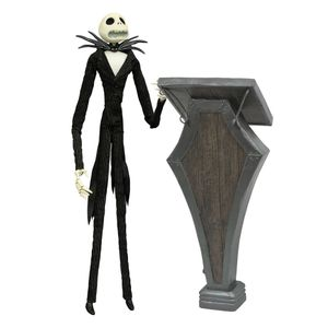 [Nightmare Before Christmas: Deluxe Coffin Doll: Podium Jack (Product Image)]