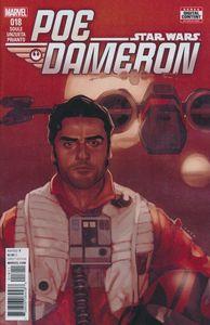[Star Wars: Poe Dameron #18 (Product Image)]