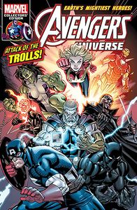 [Avengers Universe: Volume 4 #10 (Product Image)]