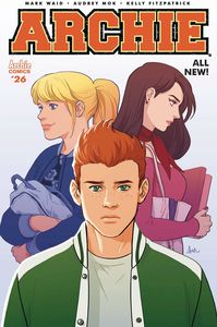 [Archie #26 (Cover A Mok) (Product Image)]