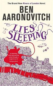 [Rivers Of London: Book 7: Lies Sleeping (Signed Hardcover) (Product Image)]