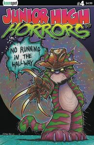 [Junior High Horrors #4 (Cover C Frederick No Running) (Product Image)]