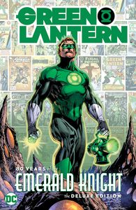 [Green Lantern: 80 Years Of The Emerald Knight (Hardcover) (Product Image)]