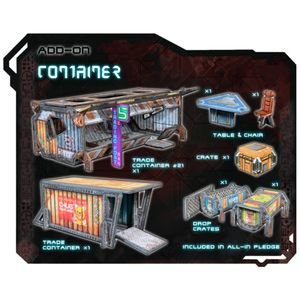 [Core Space: First Born: Trade Container (Product Image)]