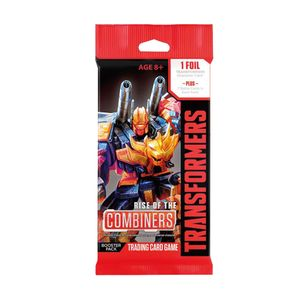 [Transformers: Trading Card Game: Booster Pack: Rise Of The Combiners (Product Image)]