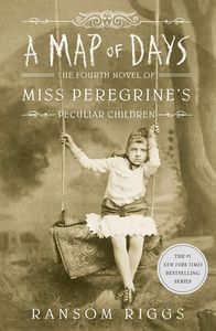 [A Map Of Days: Miss Peregrine's Peculiar Children (Product Image)]
