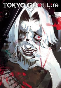 [Tokyo Ghoul: Re: Volume 3 (Product Image)]