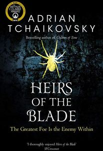 [Shadows Of The Apt: Book 7: Heirs Of The Blade (Product Image)]