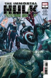 [Immortal Hulk #7 (Product Image)]