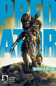 [Predator: Hunters III #1 (Cover A Thies) (Product Image)]