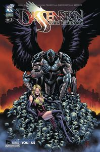 [Dissension: War Enteral #3 (Cover B To) (Product Image)]