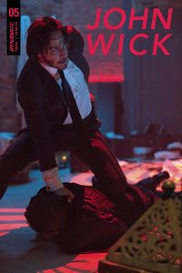 [John Wick #5 (Cover C Photo) (Product Image)]
