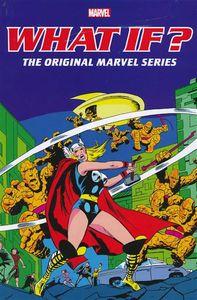 [What If: Original Marvel Series: Omnibus: Volume 1 (Buscema DM Hardcover) (Product Image)]