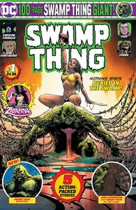 [Swamp Thing: Giant Edition #1 (Product Image)]