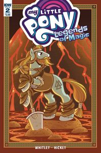 [My Little Pony: Legends Of Magic #2 (Product Image)]