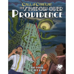 [Call Of Cthulhu: Shadow Over Providence (Hardcover) (Product Image)]