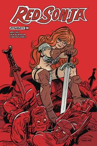 [Red Sonja #20 (Cover D Bone) (Product Image)]
