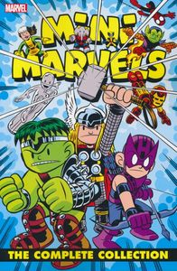 [Mini Marvels: Complete Collection (Product Image)]