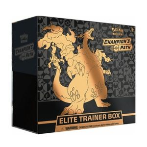 [Pokemon: Trading Card Game: Champions Path: Elite Trainer Box (Product Image)]