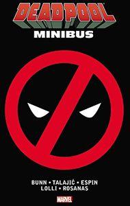 [Deadpool: Minibus (Hardcover) (Product Image)]