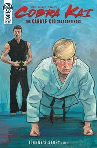 [Cobra Kai/Karate Kid Saga Continues #3 (Cover A Mcleod) (Product Image)]