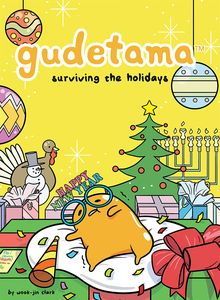 [Gudetama: Surviving The Holidays (Hardcover) (Product Image)]