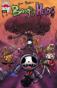 [Boogily Heads #3 (Cover A Pendl) (Product Image)]
