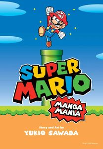 [Super Mario Bros Manga Mania (Product Image)]