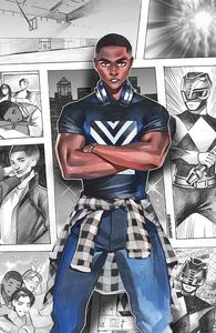 [Power Rangers #13 (Cover H Gonzales) (Product Image)]