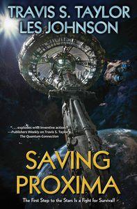 [Saving Proxima (Hardcover) (Product Image)]