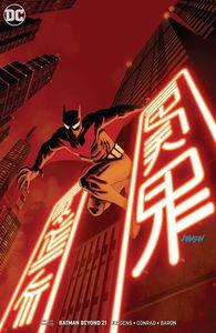 [Batman Beyond #21 (Variant Edition) (Product Image)]