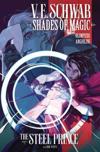 [Shades Of Magic #3 (Steel Prince Cover A Infante) (Product Image)]