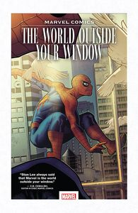 [Marvel Comics: The World Outside Your Window (Product Image)]